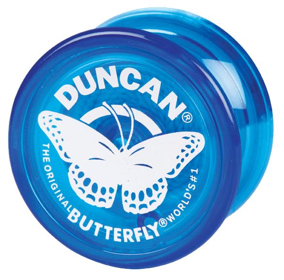 Butterfly a blue duncan butterfly yo yo stopboris Choice Image