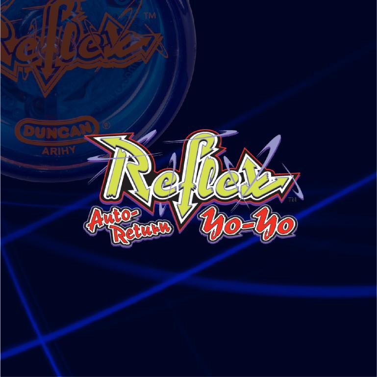 Reflex Auto Return Yo Yo