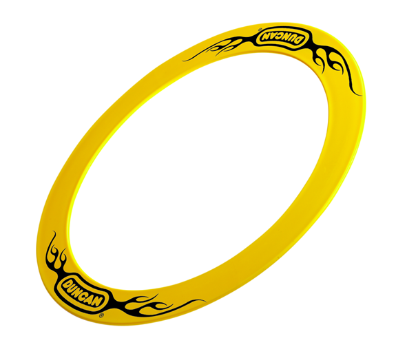 Yellow Duncan juggling ring