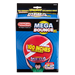 Red Duncan Mega Bounce XL ball in packaging