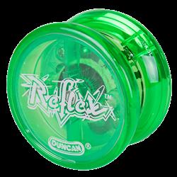 Green Reflex Duncan Yo-yo