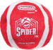 red and white Duncan Spider footbag