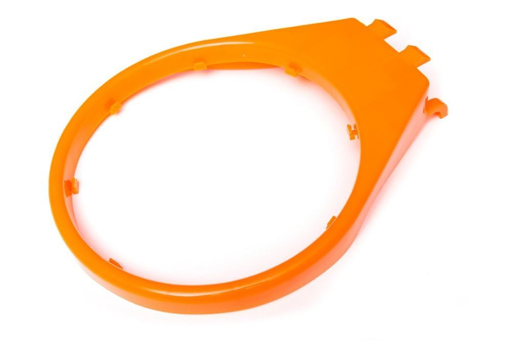 Versahoop Replacement Rim - Orange hoop, basketball, basket, ball, accessory, versa