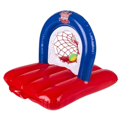 Splash Attack Action Net water, ball, skip, skipping, waboba, aqua, hoop, pool