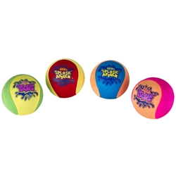 Splash Attack Water Skipping Ball net, action, skipping, waboba, bouncing, aqua, pool