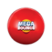 Mega Bounce Ball red